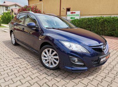 Mazda 6 2.2 CRDT, An Fab 2011, Euro 5, Pret 6750 euro