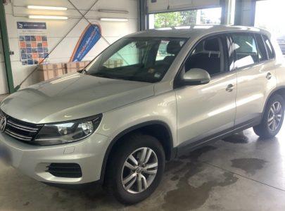 Volkswagen Tiguan 2.0 TSI, An Fab 2013, Euro 5, Pret euro