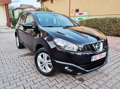 Nissan Qashqai 1.5 dCI, An Fab 2012, Euro 5, Pret 7950 euro
