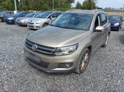 Volkswagen Tiguan 2.0 TDI, An Fab 2015, Euro 5, Pret 13.200 euro